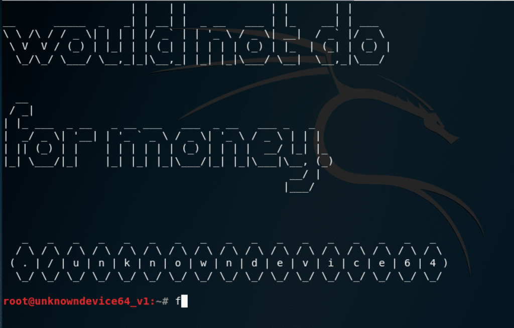 Vulnhub Walkthrough: the UnknownDevice64 Tutorial