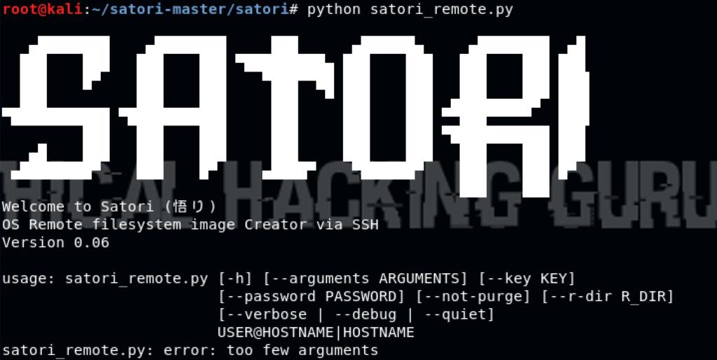 Use Satori for Easy Linux Privilege Escalation - ethicalhackingguru com